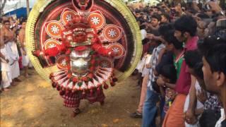 Panchuruli theyyam Urankunnu