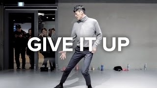 Give It Up - Nathan Sykes / Jay Kim Choreography