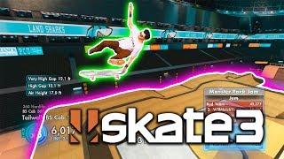 Skate 3 - X7 Albert Skater Challenge