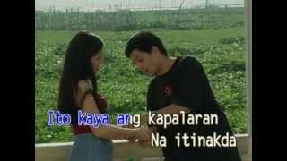 WILLY GARTE KAYLUPIT NG TADHANA 1990 VIDEOKE THE PHILIPPINES