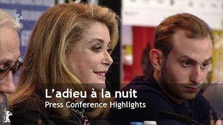 L'adieu à la nuit | Press Conference Highlights | Berlinale 2019