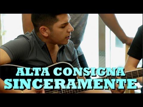 ALTA CONSIGNA - SINCERAMENTE (Versión Pepe's Office)