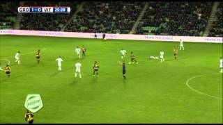 Samenvatting FC Groningen - Vitesse 3-1