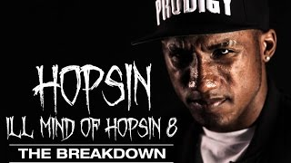 Hopsin - Ill Mind of Hopsin 8 (In-Studio Performance)