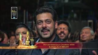 Katrina Kaif Superb Dance కి కళ్ళు తేలిసిన సల్మాన్| iffa Awards Function