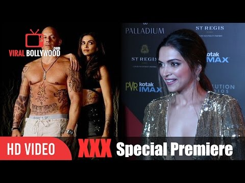 Xxx Mp4 Deepika Padukone At Special Premiere Of XXX Return Of Xander Cage Viralbollywood 3gp Sex