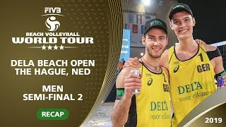 The Hague 4-Star 2019 - Men SF2 - GER vs. NED - Recap