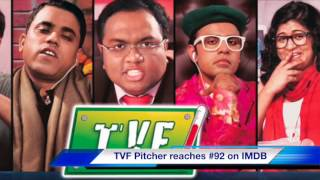 TVF Pitchers reaches #92 on iMDB