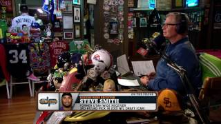 Steve Smith: A lot of these young guys call me old (12/5/16)
