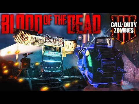 Xxx Mp4 Black Ops 4 Zombies BLOOD Of The DEAD First Live Attempt W Syndicate 3gp Sex