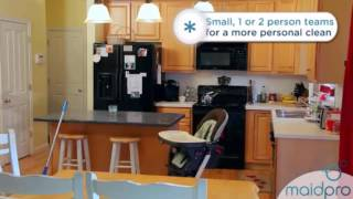 House cleaning Springfield (413) 214–6858 MaidPro Maid Service
