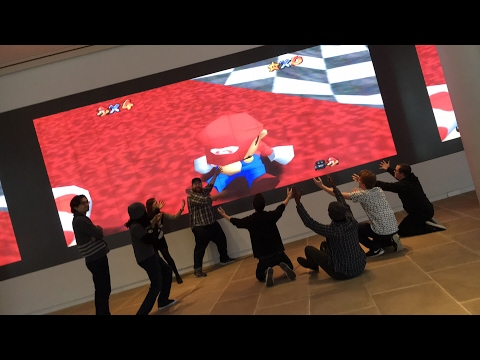 Xxx Mp4 We Play Smash Bros On World S Largest Video Screen LIVE 3gp Sex