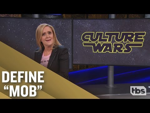 Xxx Mp4 Culture Wars Episode 69 October 17 2018 Act 1 Full Frontal On TBS 3gp Sex