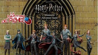 Harry Potter Miniatures Game: Hablamos de ello