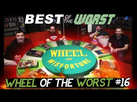 Best of the Worst Wheel of the Worst 16