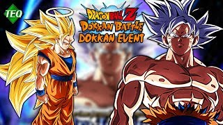 ... CI SONO ANDATO CON FULL TEQ... [GOKU UI MASTERED EVENT] - Dragon Ball Z: Dokkan Battle ITA