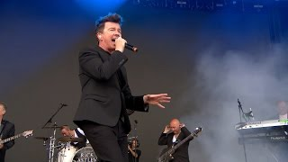 Rick Astley - Never Gonna Give You Up (Live @ V Festival 2016 + Interview, HD)