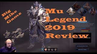 Mu Legend RPG Gameplay and review 2019 Episode 1