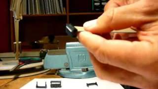 Flat ribbon cable assembly