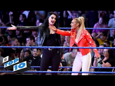 Xxx Mp4 Top 10 SmackDown LIVE Moments WWE Top 10 May 15 2018 3gp Sex