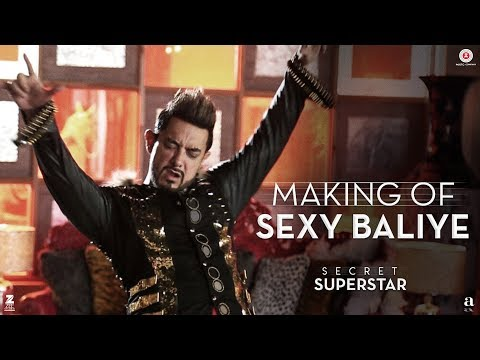 Xxx Mp4 Making Of Sexy Baliye Secret Superstar Aamir Khan Mika Singh Sanya Malhotra Diwali 2017 3gp Sex