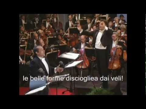 The Three Tenors - E Lucevan le Stelle - (Tosca)