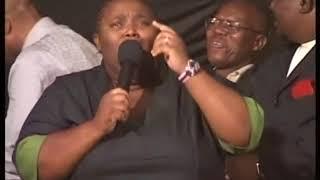 Hlengiwe Mhlaba FT N.J Sithole - Praise AND Worship PART 3 (Video) | Tent Praise and Worship