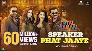 Speaker Phat Jaaye | स्पीकर फट जाए Total Dhamaal | Harrdy | Abuzar | Aditi | Jonita Gandhi