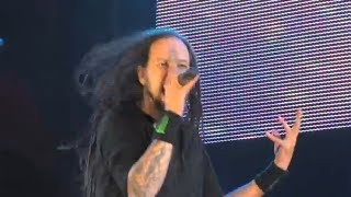 Korn Live - Narcissistic Cannibal @ Sziget 2012