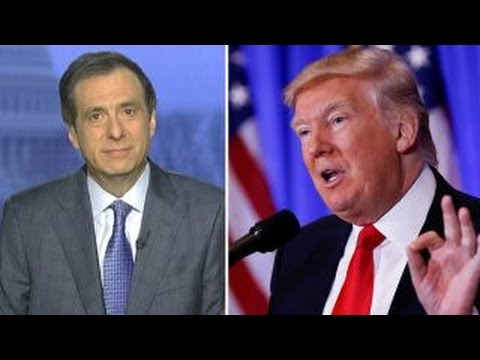 Kurtz: Why Trump ripped Buzzfeed and