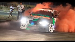 BMW E46 1JZ Single Turbo & BMW E30 M50 Turbo - DRIFT COMPILATION