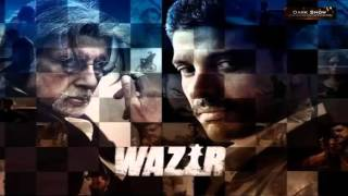 'TERE BIN' Full Video song   Wazir   Farhan Akhtar