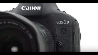 Introducing the Canon EOS-1D X Mark II: Video Features