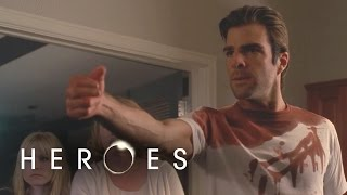 Eclipse - The Cheerleader  // HEROES S03 E11 - The Eclipse