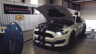 2016 Shelby GT350 Mustang Dyno Testing