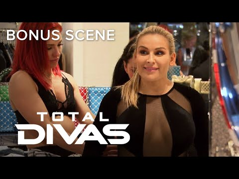 Xxx Mp4 Nikki Bella Natalya Try On Sexy Dancing With The Stars Outfits Total Divas E 3gp Sex