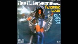 Dee D. Jackson - Automatic Lover (Extended Version)