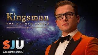 Comic Con Predictions and Kingsman 2 Trailer Reaction! - SJU