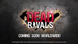 🔥 DEAD RIVALS (THE DYING WORLD) TRAILER OFICIAL by Gameloft