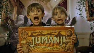 Jax and Cale Play Retro Games:  Jumanji
