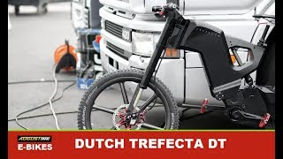 The Dutch Trefecta DT.  The worlds most powerful folding Ebike
