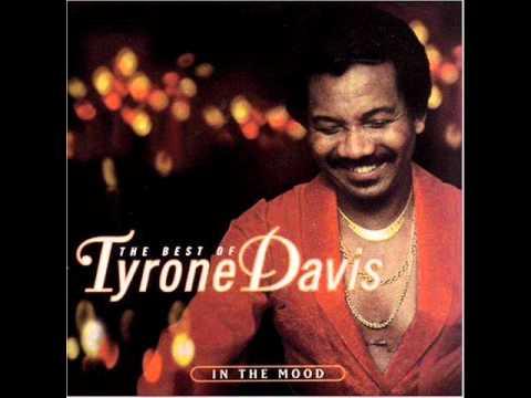 Tyrone Davis In The Mood