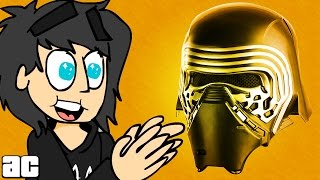 Kylo Ren Is a Sith Hipster! | Star Wars Animated Parody @ArcadeCloud