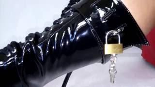 ballet boots size 36-47 heels 20cm Bolingier