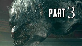 The Order 1886 Walkthrough Gameplay Part 3 - Lycans - Campaign Mission 2 (PS4)