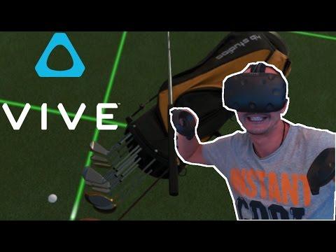 THE GOLF CLUB VR - HTC VIVE - GAMEPLAY - VR - HD