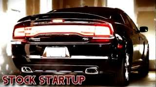 2013 Dodge Charger RT Flowmaster Force II Exhaust Cat-Back vs Stock