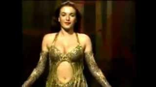 Belly dance Breast & Shoulder Shimmy Montage - Remix