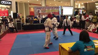Taekwondo 2nd MFA ITF 2018