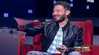 """طريف..أحمد زاهر يؤدي مقطعا تمثيليا بالدارجة في """"رشيد شو"""""""
